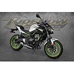 2021 Kawasaki Z650 for sale 201043565