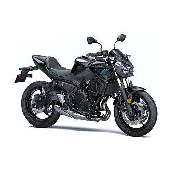 2021 Kawasaki Z650 for sale 201045783
