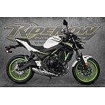 2021 Kawasaki Z650 ABS for sale 201058236