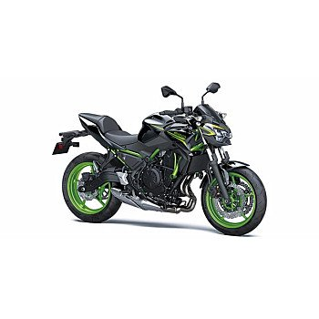 2021 Kawasaki Z650 ABS for sale 201085935