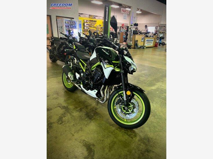 2021 Kawasaki Z900 ABS for sale 201076966