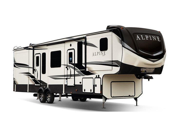 2021 Keystone Alpine 3451GK specifications