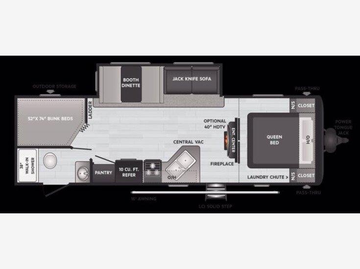 2021 Keystone Hideout for sale 300294686