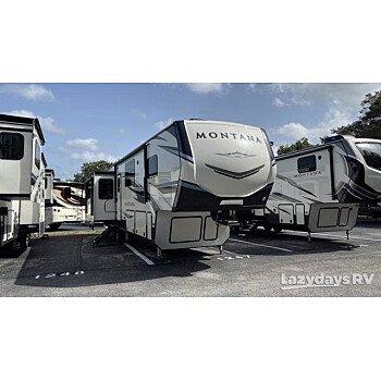 2021 Keystone Montana for sale 300272256