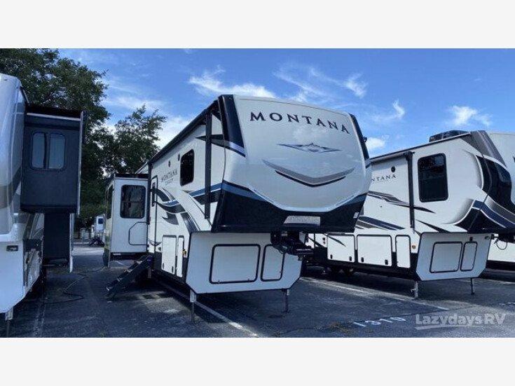 2021 Keystone Montana 3791RD for sale 300314115