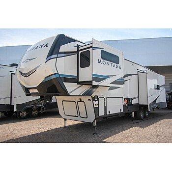 2021 Keystone Montana for sale 300325398