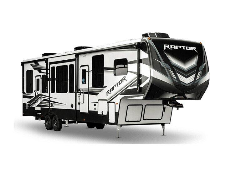 2021 Keystone Raptor 351 specifications