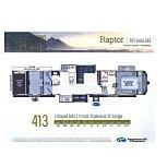 2021 Keystone Raptor for sale 300250893