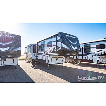 2021 Keystone Raptor for sale 300271047