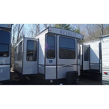 2021 Keystone Retreat for sale 300279407