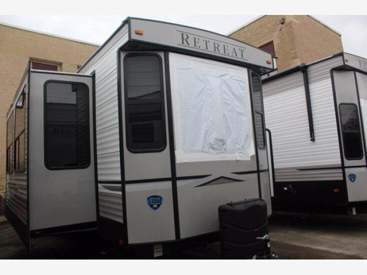 2021 Keystone Retreat for sale 300284809