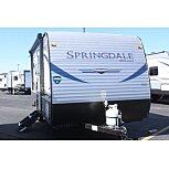 2021 Keystone Springdale for sale 300247238