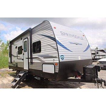 2021 Keystone Springdale for sale 300247509