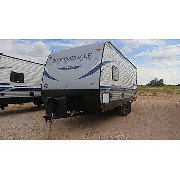 2021 Keystone Springdale for sale 300259521