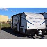 2021 Keystone Springdale for sale 300260010