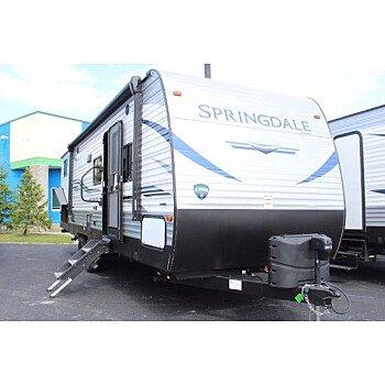 2021 Keystone Springdale for sale 300276540