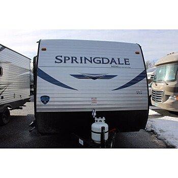 2021 Keystone Springdale for sale 300290319