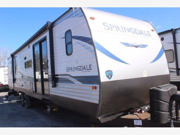 2021 Keystone Springdale for sale 300296517