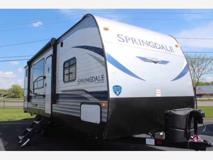 2021 Keystone Springdale for sale 300299710
