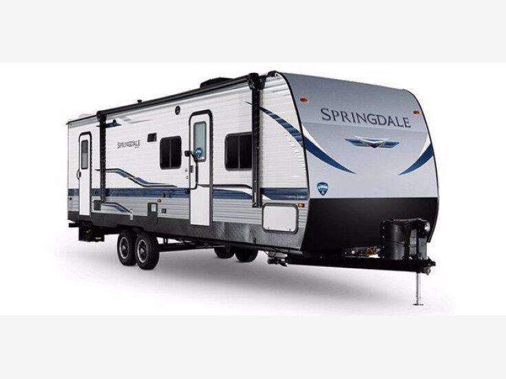 2021 Keystone Springdale for sale 300300404