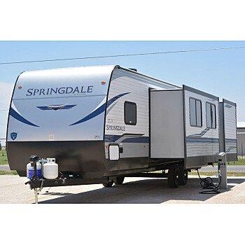 2021 Keystone Springdale for sale 300314821