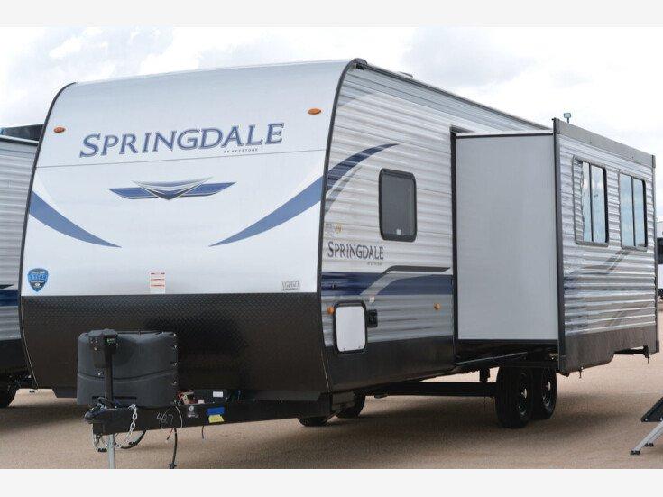 2021 Keystone Springdale for sale 300314823
