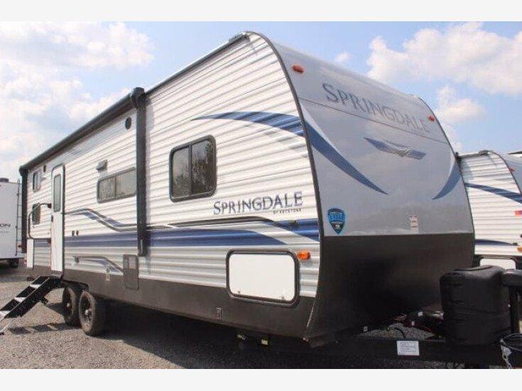 2021 Keystone Springdale for sale 300320546