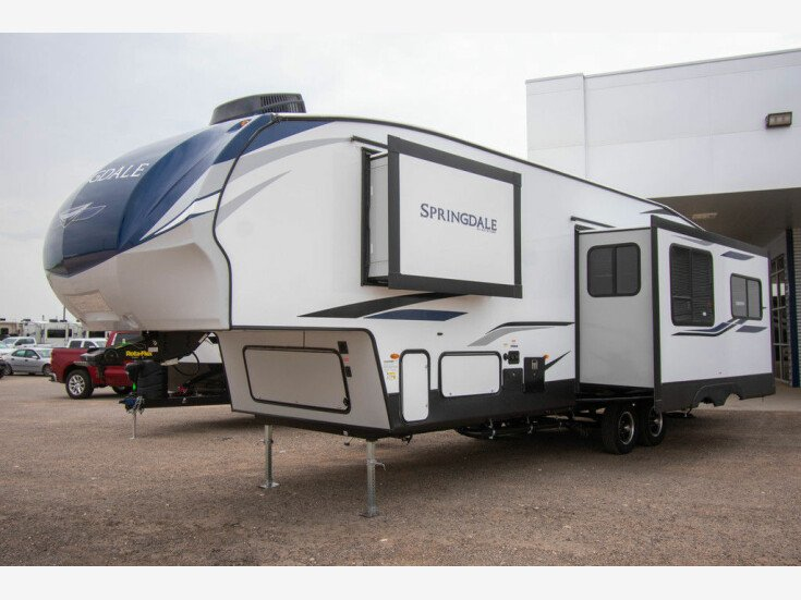 2021 Keystone Springdale for sale 300320911