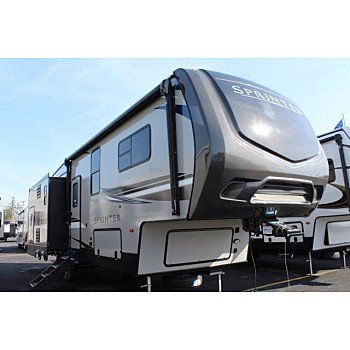 2021 Keystone Sprinter for sale 300276523