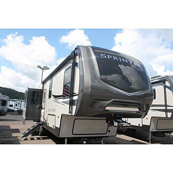 2021 Keystone Sprinter for sale 300284205