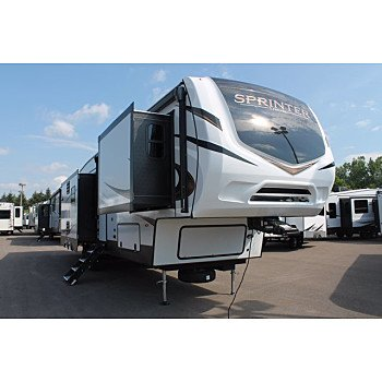 2021 Keystone Sprinter for sale 300307121