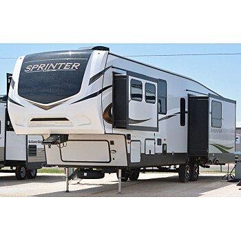 2021 Keystone Sprinter for sale 300314767