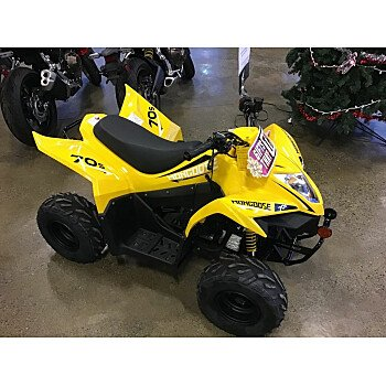2021 Kymco Mongoose 70 for sale 200982754