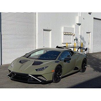 2021 Lamborghini Huracan for sale 101602043