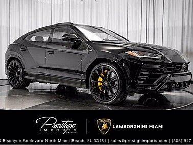 2021 Lamborghini Urus for sale 101552646
