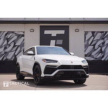 2021 Lamborghini Urus for sale 101596314
