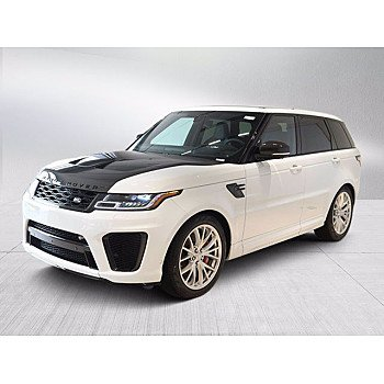 2021 Land Rover Range Rover Sport SVR for sale 101386306