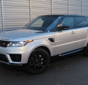 2021 Land Rover Range Rover Sport HSE Silver Edition for sale 101401101