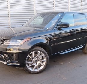 2021 Land Rover Range Rover Sport HSE Silver Edition for sale 101401102