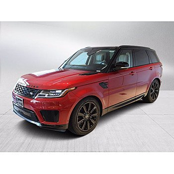 2021 Land Rover Range Rover Sport HSE Silver Edition for sale 101402320