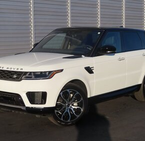 2021 Land Rover Range Rover Sport HSE Silver Edition for sale 101406052