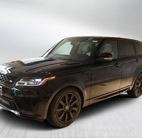 2021 Land Rover Range Rover Sport HSE Silver Edition for sale 101423281
