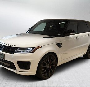 2021 Land Rover Range Rover Sport HST for sale 101423938