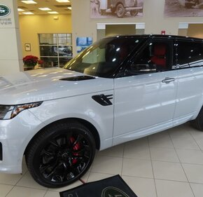 2021 Land Rover Range Rover Sport HST for sale 101432279