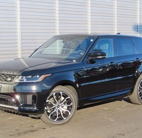2021 Land Rover Range Rover Sport HSE Silver Edition for sale 101440276