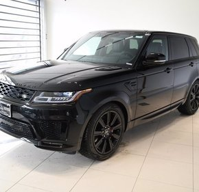 2021 Land Rover Range Rover Sport HST for sale 101444488