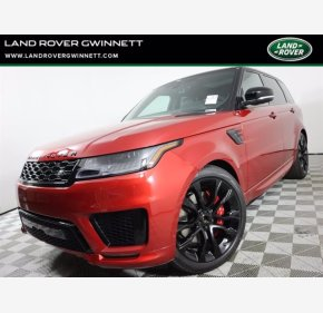 2021 Land Rover Range Rover Sport HST for sale 101454385