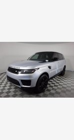 2021 Land Rover Range Rover Sport HSE Silver Edition for sale 101457963