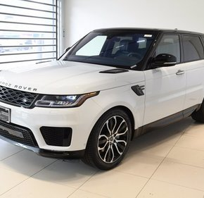 2021 Land Rover Range Rover Sport HSE Silver Edition for sale 101461970