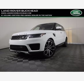 2021 Land Rover Range Rover Sport HSE Silver Edition for sale 101493894
